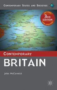 Cover Contemporary Britain