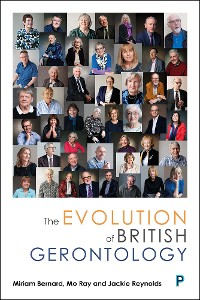 Cover The Evolution of British Gerontology