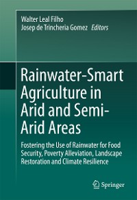 Cover Rainwater-Smart Agriculture in Arid and Semi-Arid Areas