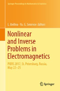 Cover Nonlinear and Inverse Problems in Electromagnetics