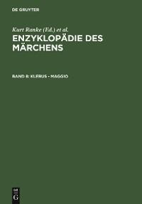 Cover Klerus - Maggio