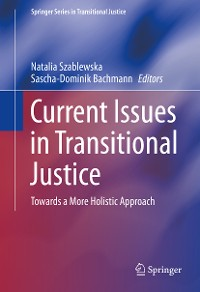 Cover Current Issues in Transitional Justice