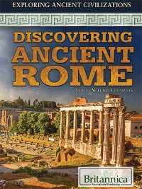 Cover Discovering Ancient Rome