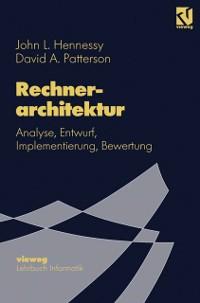 Cover Rechnerarchitektur