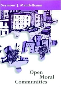 Cover Open Moral Communities