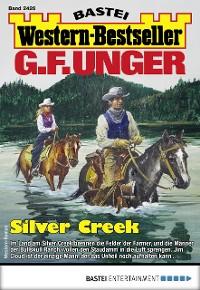 Cover G. F. Unger Western-Bestseller 2426 - Western