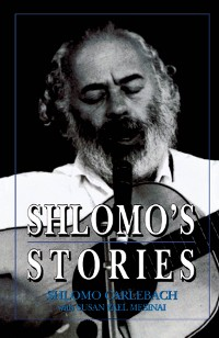 Cover Shlomo's Stories