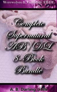Cover Complete Supernatural AB/DL 8-Book Bundle