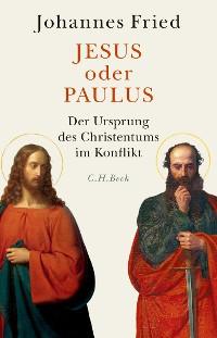 Cover Jesus oder Paulus