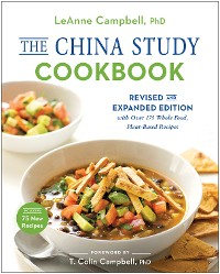 Cover The China Study Cookbook