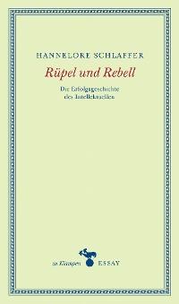 Cover Rüpel und Rebell