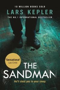 Cover Sandman (Joona Linna, Book 4)