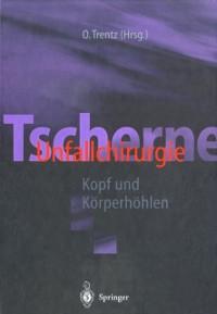 Cover Tscherne Unfallchirurgie