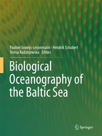 Cover Biological Oceanography of the Baltic Sea