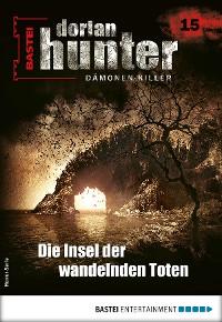 Cover Dorian Hunter 15 - Horror-Serie