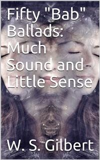 """Cover Fifty """"Bab"""" Ballads: Much Sound and Little Sense"""