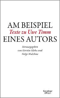 Cover Am Beispiel eines Autors