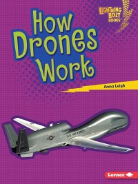 Cover How Drones Work
