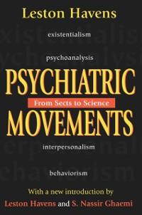 Cover Psychiatric Movements