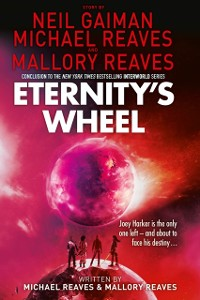 Cover Eternity's Wheel (Interworld, Book 3)