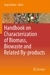 Cover Handbook on Characterization of Biomass, Biowaste and Related By-products