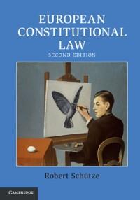 Cover European Constitutional Law