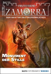 Cover Professor Zamorra - Folge 1101