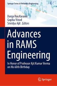 Cover Advances in RAMS Engineering