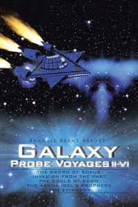 Cover Galaxy Probe Voyages Ii-Vi
