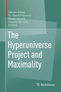 Cover The Hyperuniverse Project and Maximality