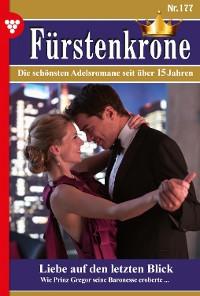 Cover Fürstenkrone 177 – Adelsroman