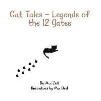 Cover Cat Tales – Legends of the 12 Gates