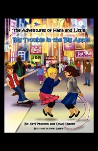 Cover The Adventures of Hana and Lissie