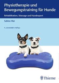 Cover Physiotherapie und Bewegungstraining für Hunde
