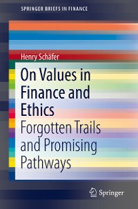Cover On Values in Finance and Ethics