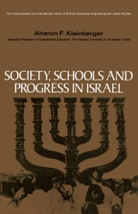 Cover Society, Schools and Progress in Israel