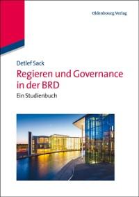 Cover Regieren und Governance in der BRD