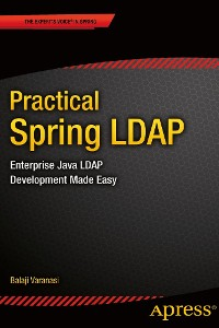 Cover Practical Spring LDAP