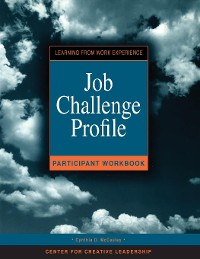 Cover Job Challenge Profile, Participant Workbook and Survey