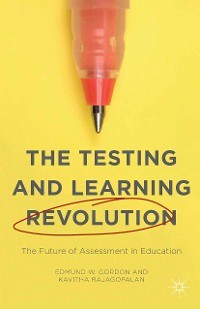 Cover The Testing and Learning Revolution