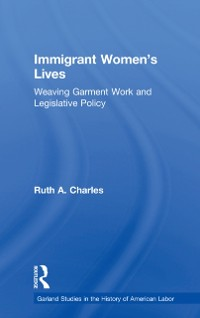 Cover Immigrant Women's Lives