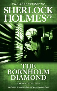 "Cover The Bornholm Diamond - Inspired by ""A Scandal in Bohemia"" by Arthur Conan Doyle"