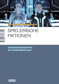 Cover Spielerische Fiktionen