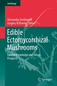 Cover Edible Ectomycorrhizal Mushrooms