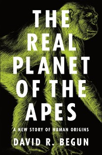 Cover The Real Planet of the Apes