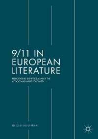 Cover 9/11 in European Literature