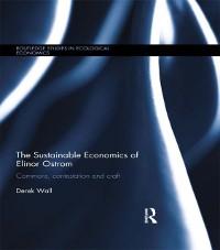 Cover Sustainable Economics of Elinor Ostrom