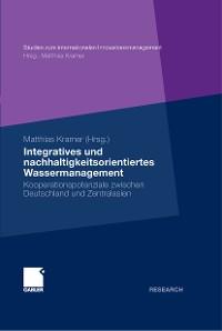 Cover Integratives und nachhaltigkeitsorientiertes Wassermanagement
