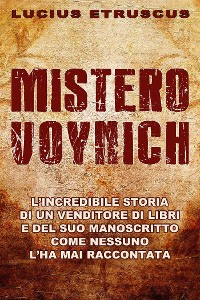 Cover Mistero Voynich