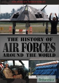 Cover History of Air Forces Around the World